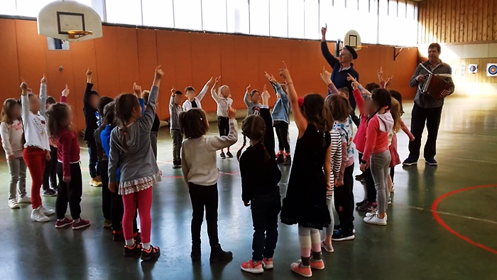 Joan petit que dança